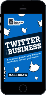 Cover of Twitter Your Business by Mark Shaw