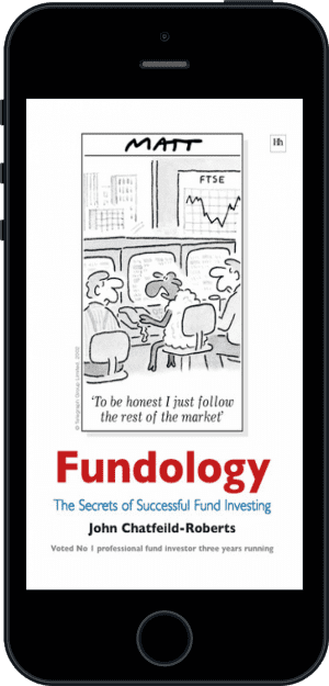 Cover of Fundology (Ebook - phone) by John Chatfeild-Roberts