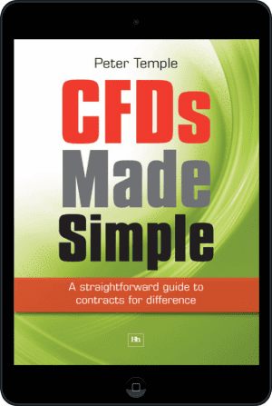 Cover of CFDs Made Simple (Ebook - tablet) by Peter Temple