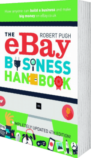 Cover of The eBay Business Handbook (Paperback) by Robert Pugh
