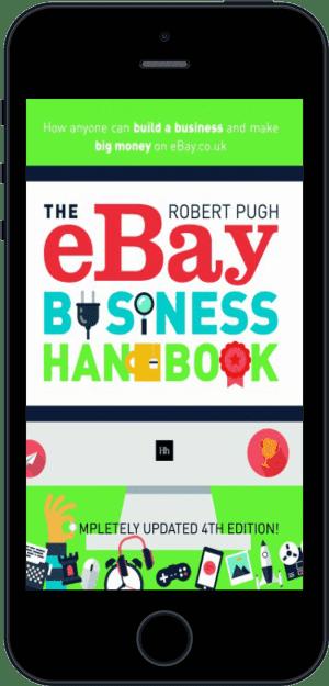 Cover of The eBay Business Handbook (Ebook - phone) by Robert Pugh