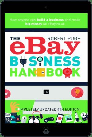 Cover of The eBay Business Handbook (Ebook - tablet) by Robert Pugh