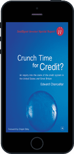 Cover of Crunch Time for Credit?  by Edward Chancellor