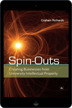 Cover of Spin-Outs (Ebook - tablet) by Graham Richards