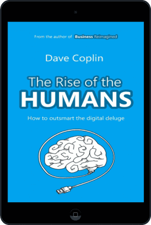 Cover of The Rise of the Humans (Ebook - tablet) by Dave Coplin