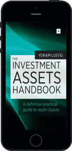 Cover of The Investment Assets Handbook by Yoram Lustig
