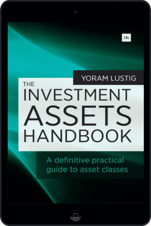 Cover of The Investment Assets Handbook (Ebook - tablet) by Yoram Lustig