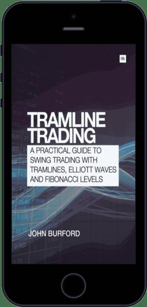 Cover of Tramline Trading (Ebook - phone) by John Burford