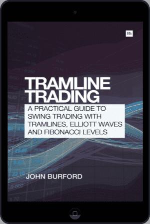 Cover of Tramline Trading (Ebook - tablet) by John Burford