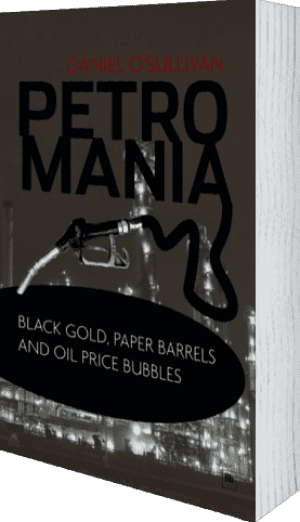 Cover of Petromania by Daniel O'Sullivan