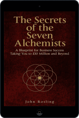 Cover of The Secrets of the Seven Alchemists (Ebook - tablet) by John Rosling