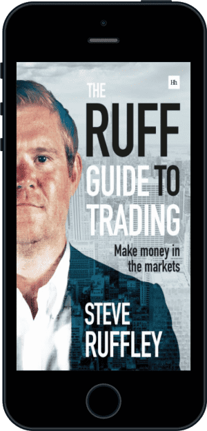 Cover of The Ruff Guide to Trading (Ebook - phone) by Steve Ruffley