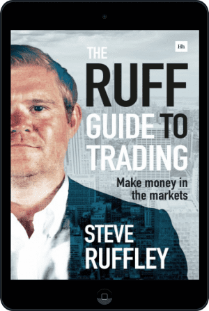 Cover of The Ruff Guide to Trading (Ebook - tablet) by Steve Ruffley