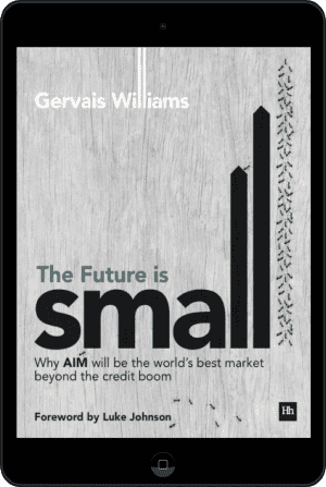 Cover of The Future is Small (Ebook - tablet) by Gervais Williams