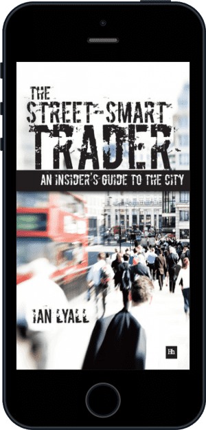 Cover of The Street-Smart Trader (Ebook - phone) by Ian Lyall