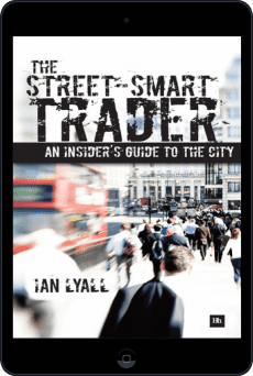 Cover of The Street-Smart Trader by Ian Lyall