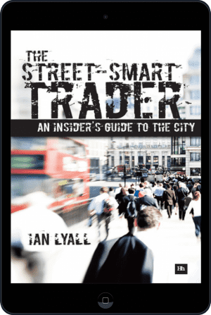 Cover of The Street-Smart Trader (Ebook - tablet) by Ian Lyall