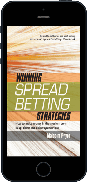 Cover of Winning spread betting strategies (Ebook - phone) by Malcolm Pryor