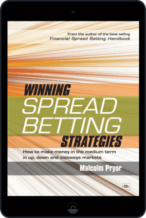 Cover of Winning spread betting strategies (Ebook - tablet) by Malcolm Pryor