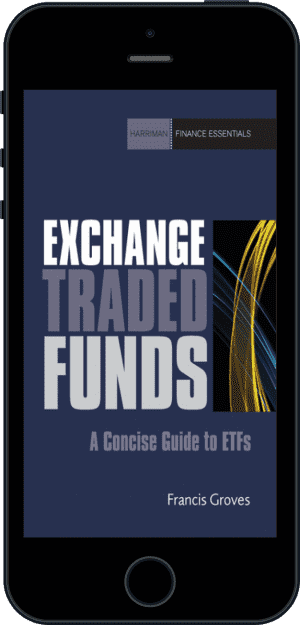 Cover of Exchange Traded Funds (Ebook - phone) by Francis Groves