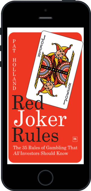 Cover of Red Joker Rules (Ebook - phone) by Pat Holland