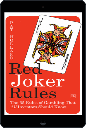 Cover of Red Joker Rules (Ebook - tablet) by Pat Holland