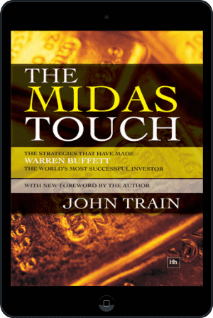 Cover of The Midas Touch (Ebook - tablet) by John Train