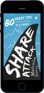 Cover of Share Attack by Malcolm Stacey