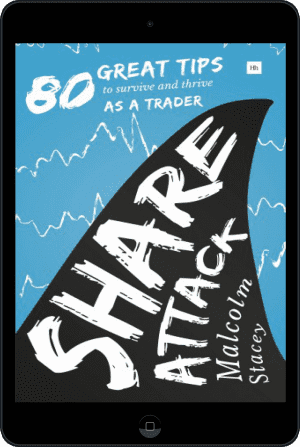 Cover of Share Attack (Ebook - tablet) by Malcolm Stacey