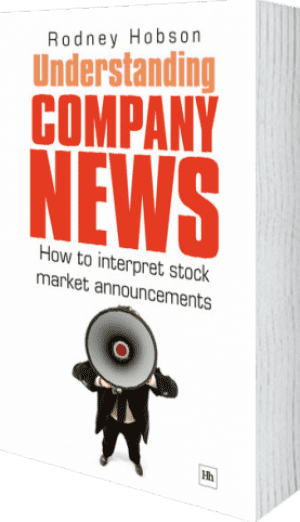 Cover of Understanding Company News (Paperback) by Rodney Hobson