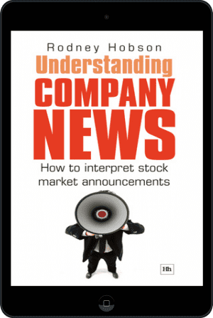 Cover of Understanding Company News (Ebook - tablet) by Rodney Hobson