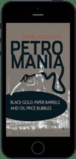 Cover of Petromania by Daniel O'Sullivan
