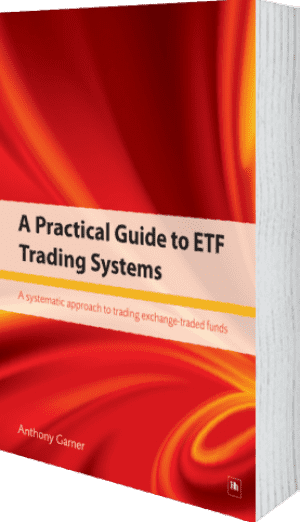 Cover of A Practical Guide to ETF Trading Systems (Paperback) by Anthony Garner