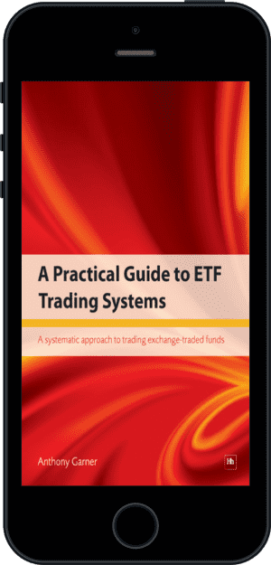 Cover of A Practical Guide to ETF Trading Systems (Ebook - phone) by Anthony Garner