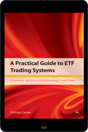 Cover of A Practical Guide to ETF Trading Systems (Ebook - tablet) by Anthony Garner