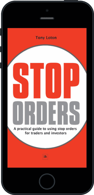 Cover of Stop Orders (Ebook - phone) by Tony Loton