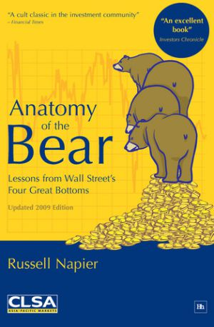 Cover of  by Russell Napier