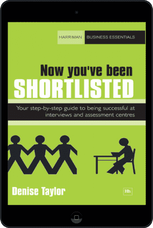 Cover of Now you've been shortlisted (Ebook - tablet) by Denise Taylor
