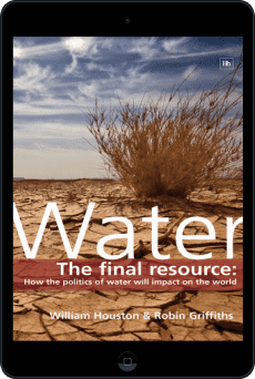Cover of Water by William Houston andRobin Griffiths