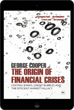 Cover of The Origin of Financial Crises (Ebook - tablet) by George Cooper