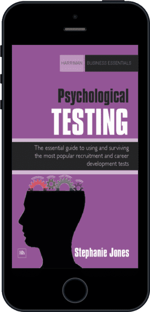 Cover of Psychological Testing (Ebook - phone) by Stephanie Jones