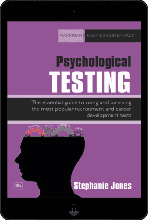 Cover of Psychological Testing (Ebook - tablet) by Stephanie Jones