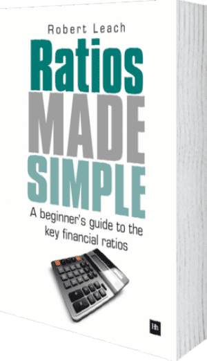 Cover of Ratios Made Simple (Paperback) by Robert Leach