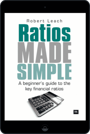 Cover of Ratios Made Simple (Ebook - tablet) by Robert Leach