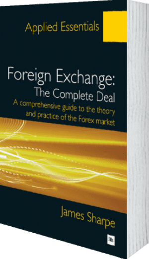 Cover of Foreign Exchange: The Complete Deal (Paperback) by James Sharpe