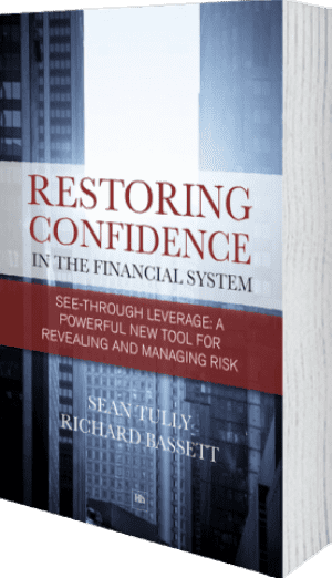 Cover of Restoring Confidence In The Financial System (Hardback) by Sean Tully andRichard Bassett
