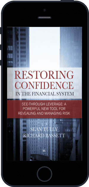 Cover of Restoring Confidence In The Financial System (Ebook - phone) by Sean Tully andRichard Bassett