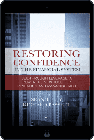 Cover of Restoring Confidence In The Financial System (Ebook - tablet) by Sean Tully andRichard Bassett