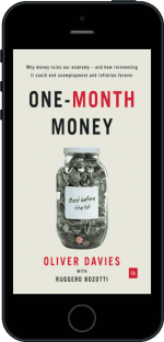 Cover of One-Month Money by Oliver Davies