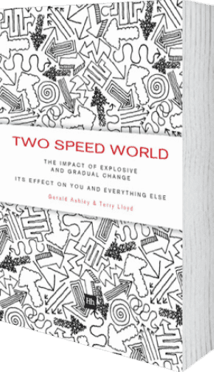 Cover of Two Speed World (Paperback) by Gerald Ashley andTerry Lloyd